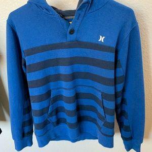 Hurley Boys pullover sweatshirt Large NWOT